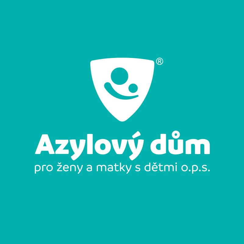 Logo azylovy dum